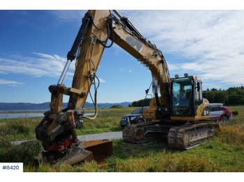 Caterpillar 319DL - escavatore