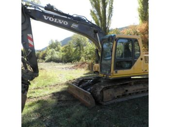 Escavatore cingolato 2008 Volvo EC140BLC 600mm Pads, Blade, CV, QH, Piped, Aux Piped c/w Hydraulic Tilt Ditching Bucket & 2 Buckets - VCEC140BJ00021162: foto 1