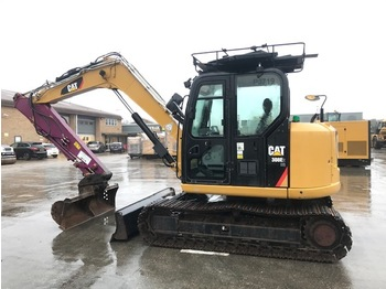 CATERPILLAR 308E2CR - escavatore cingolato