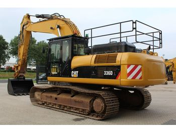 Escavatore cingolato CATERPILLAR 336DL