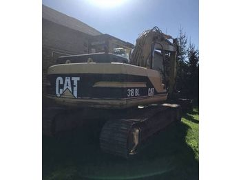 CATERPILLAR CAT 318 BL - escavatore cingolato