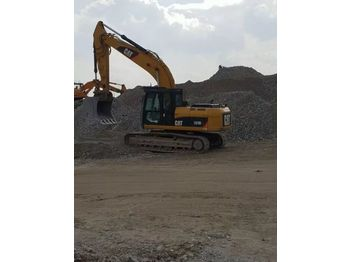 CATERPILLAR CAT 323D - escavatore cingolato