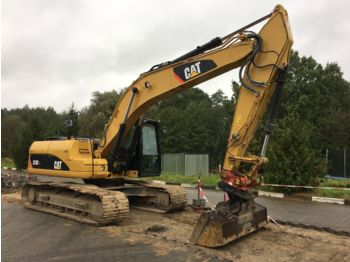 CATERPILLAR CAT 323D L - escavatore cingolato