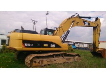 CATERPILLAR CAT 336D LN - escavatore cingolato