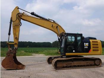 Escavatore cingolato CAT 323EL (GOOD WORKING MACHINE)