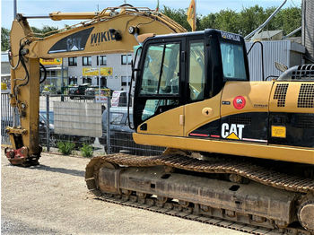 Escavatore cingolato CAT 324 D Hydraulic-Pipes GERMAN Machine