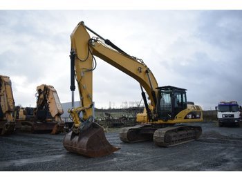 CAT 329 D / Oil Quck OQ 70-55 - escavatore cingolato
