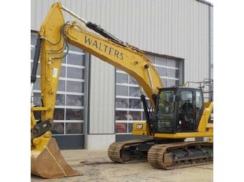 Caterpillar 320 GC - escavatore cingolato
