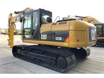 Caterpillar 323DL - escavatore cingolato