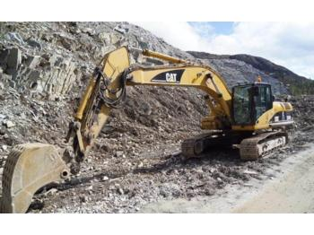 Escavatore cingolato Caterpillar 324 DL