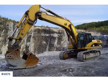 Caterpillar 330 DL - escavatore cingolato