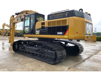 Caterpillar 345DL - escavatore cingolato