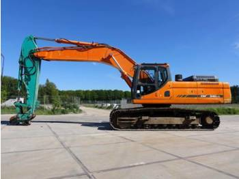 Escavatore cingolato Doosan DX340LC (GOOD WORKING)