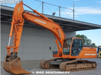 Escavatore cingolato Doosan DX 255 LC Original hours from 1st owner