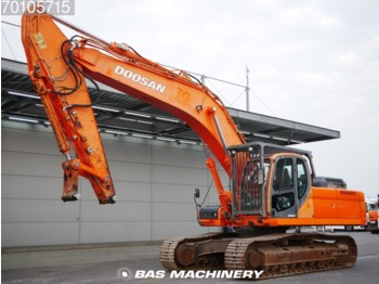 Escavatore cingolato Doosan DX 340LC German Dealer Machine