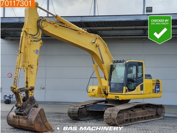 Escavatore cingolato Komatsu PC210 LC-8 All functies and low hours