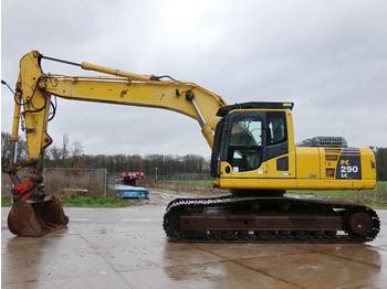 Escavatore cingolato Komatsu PC290 LC-8 Good working condition