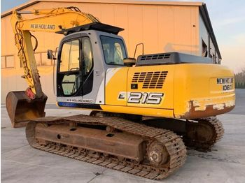 NEW HOLLAND E215 - escavatore cingolato