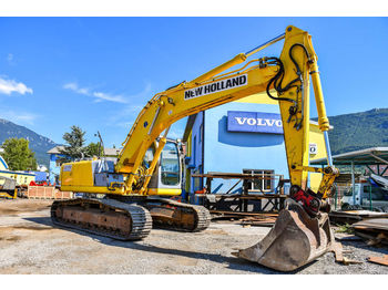 NEW HOLLAND E215 B - escavatore cingolato