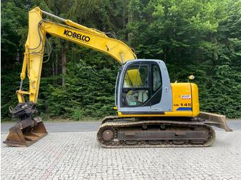 Escavatore cingolato NEW HOLLAND - KOBELCO E 145