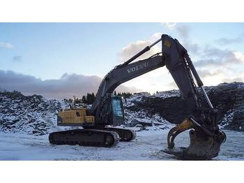 Volvo EC240CL SE VIDEO  - escavatore cingolato
