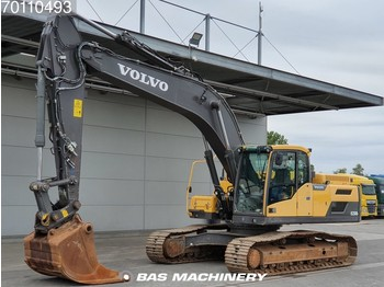 Escavatore cingolato Volvo EC250 D L Form first owner