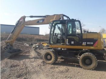 Escavatore gommato CATERPILLAR CAT 313D