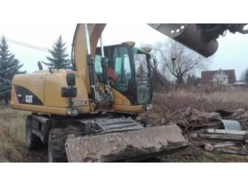 Escavatore gommato CATERPILLAR Cat M313D