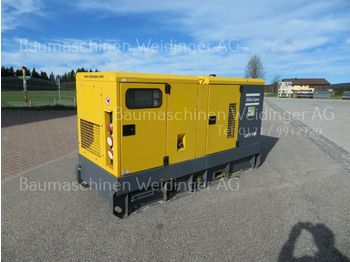 Generatore industriale Atlas Copco QAS 100 Stromaggregat