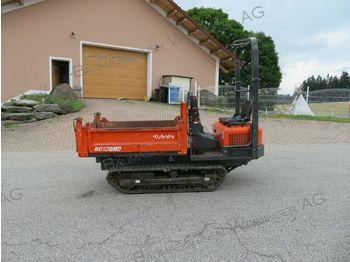 Mini dumper Kubota KC 100 HD Dumper