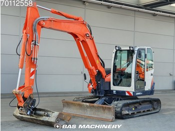 Miniescavatore Kubota KX080-3 Original hours from 1st owner