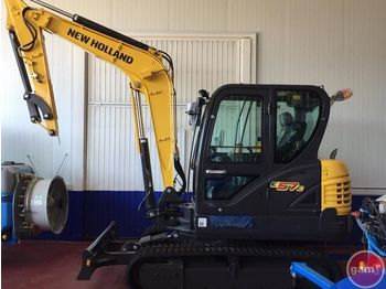 NEW HOLLAND E57C - miniescavatore