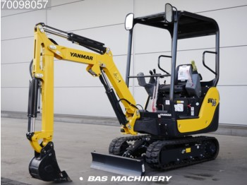 Miniescavatore Yanmar SV16 NEW unused 2018 machine
