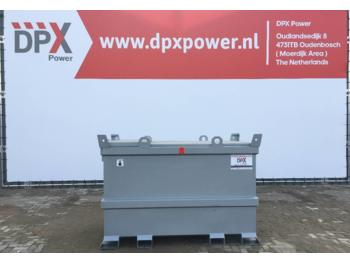Macchina da cantiere New Diesel Fuel Tank 2.000 Liter - DPX-31023