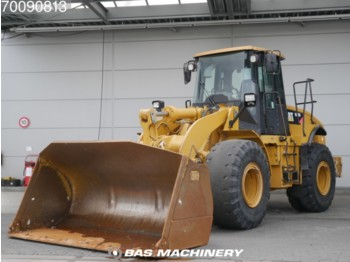Caterpillar 950H 4X4 Ex german machine - pala