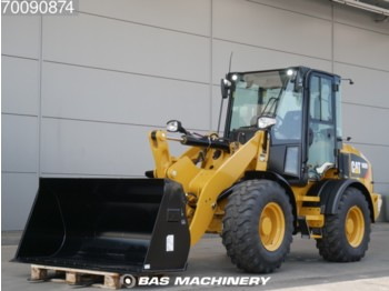 Caterpillar 908 M 4X4 Bucket and forks - ride controle - warranty - pala gommata