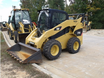 CATERPILLAR 272C - pala skid steer