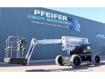 Piattaforma articolata Niftylift HR15D 4x4 Diesel, 4x4 Drive, 15.7m Working Height,