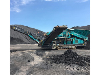 Powerscreen Warrior 1400x - vaglio
