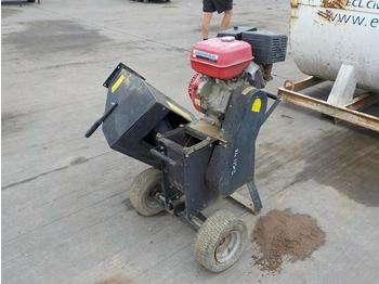 Wood Chipper, Petrol Engine - cippatrice