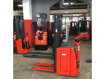 Linde L16 - Containerf/Triplex/Servo/Waage - stoccatore