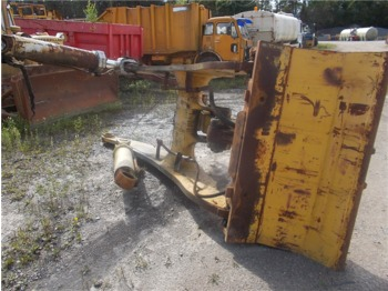 Frame Komatsu WA500-1 with lift cylinder and quick coupling - telaio