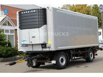 Rimorchio frigorifero Ackermann Carrier Maxima 1000/Strom/Rolltor/LBW/1.660h