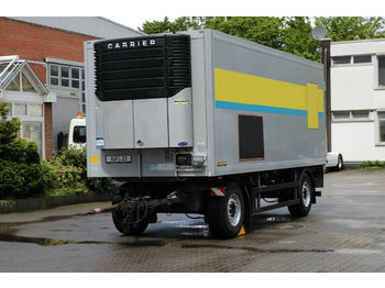 Rimorchio frigorifero ROHR Carrier Maxima 1000/Strom/Rolltor/LBW/Nur 1.500h