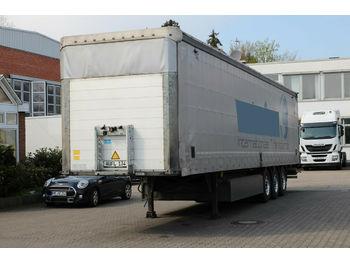 Semirimorchio centinato Schmitz Cargobull Standard/Edscha/Speed curtain/Fast slider/LaSi