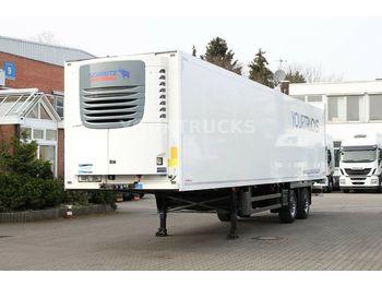 Semirimorchio frigorifero Schmitz Cargobull Rolltor/Strom/Trennwand/Lenkachse/Miete 1.550€