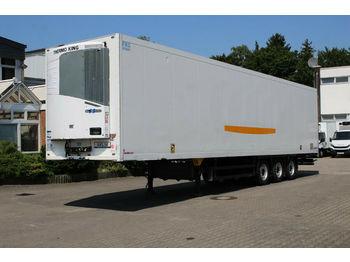 Semirimorchio frigorifero Schmitz Cargobull TK SL 400/FRC/2,7h/SAF/Alu-Boden/7cm Wand/