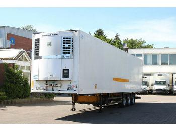 Semirimorchio frigorifero Schmitz Cargobull TK SL 400e/FRC 08-21/LBW/7cm Wand/2,7h/SAF