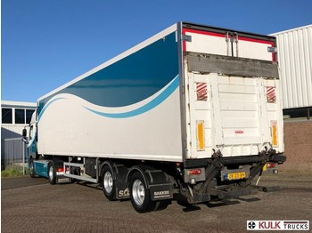 Sor SP71 / CITY FRIGO Trailer / Carrier 1300 FRC - semirimorchio frigorifero