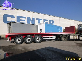 Semirimorchio piatto Hoet Trailers BALLAST TRAILER FOR LEASING Flatbed